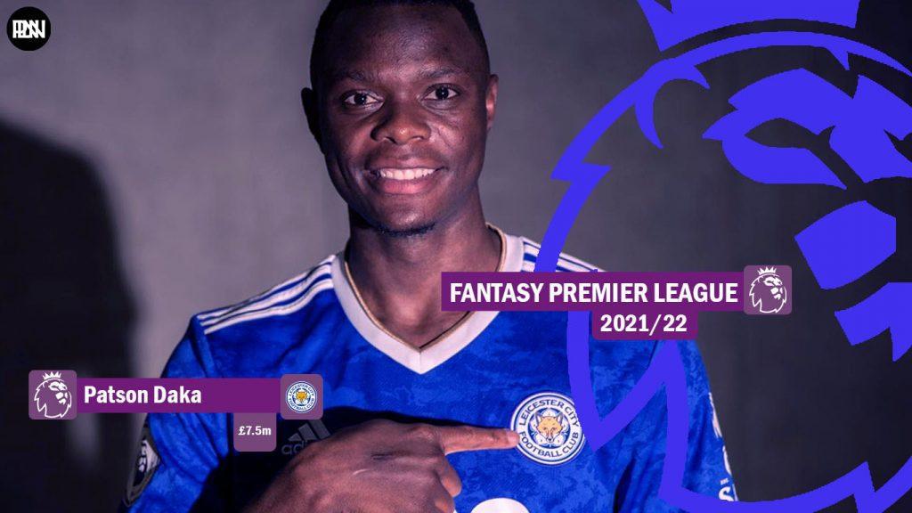 FPL-Patson-Daka-Leicester-City-Fantasy-Premier-League-2021-22