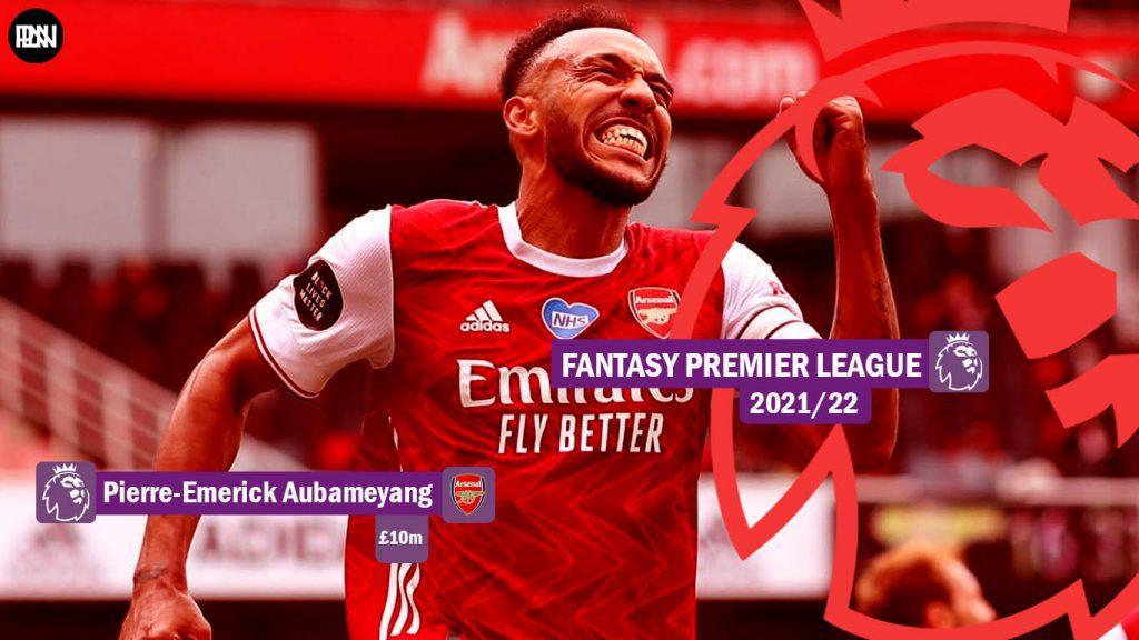 FPL-Pierre-Emerick-Aubameyang-Arsenal-Fantasy-Premier-League-2021-22