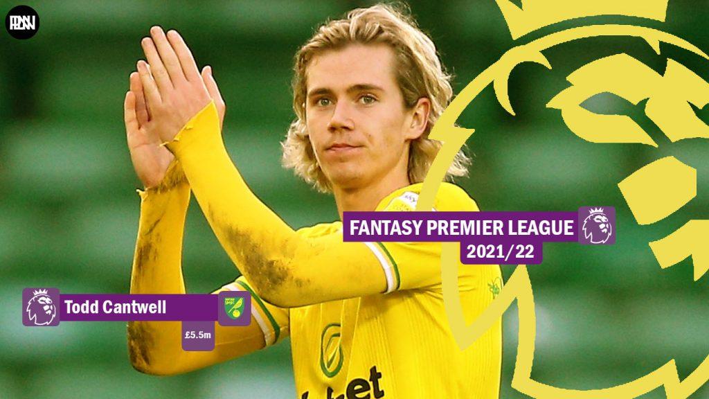 FPL-Todd-Cantwell-Norwich-City-Fantasy-Premier-League-2021-22