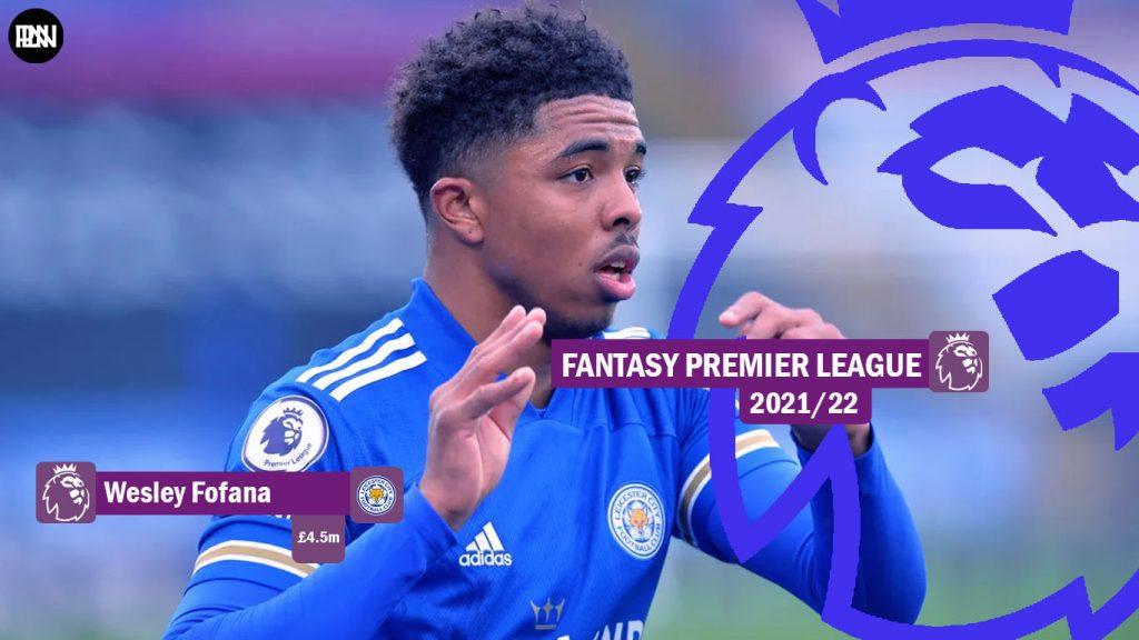 FPL-Wesley-Fofana-Leicester-City-Fantasy-Premier-League-2021-22