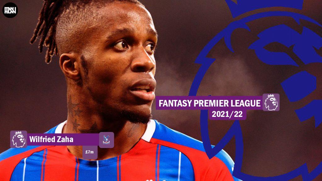 FPL-Wilfried-Zaha-Crystal-Palace-Fantasy-Premier-League-2021-22