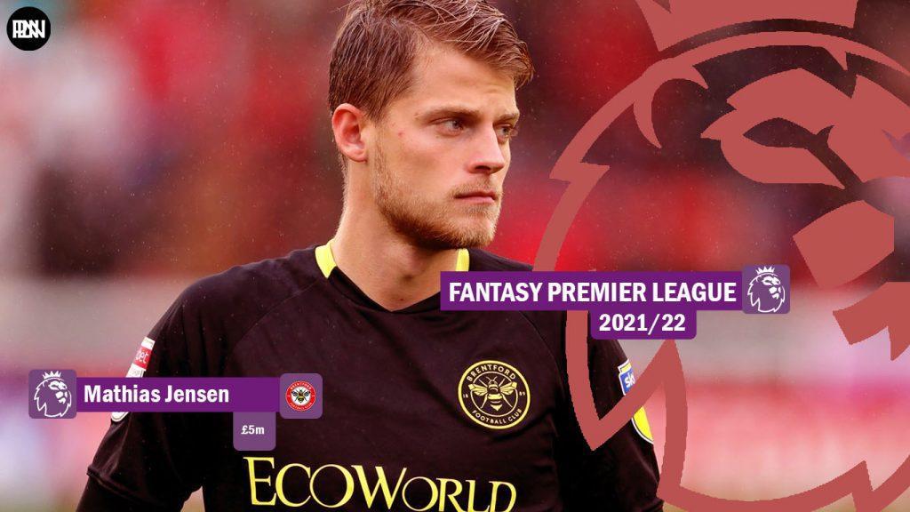 FPL-mathias-jensen-Brentford-Fantasy-Premier-League-2021-22