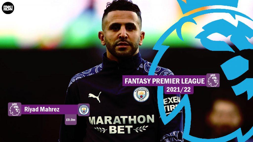 FPL-riyad-mahrez-Manchester-City-Fantasy-Premier-League-2021-22