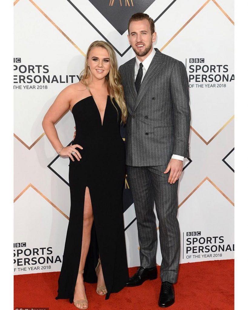 Harry-Kane-Katie-Goodland-BBC-Sports-Personality-award