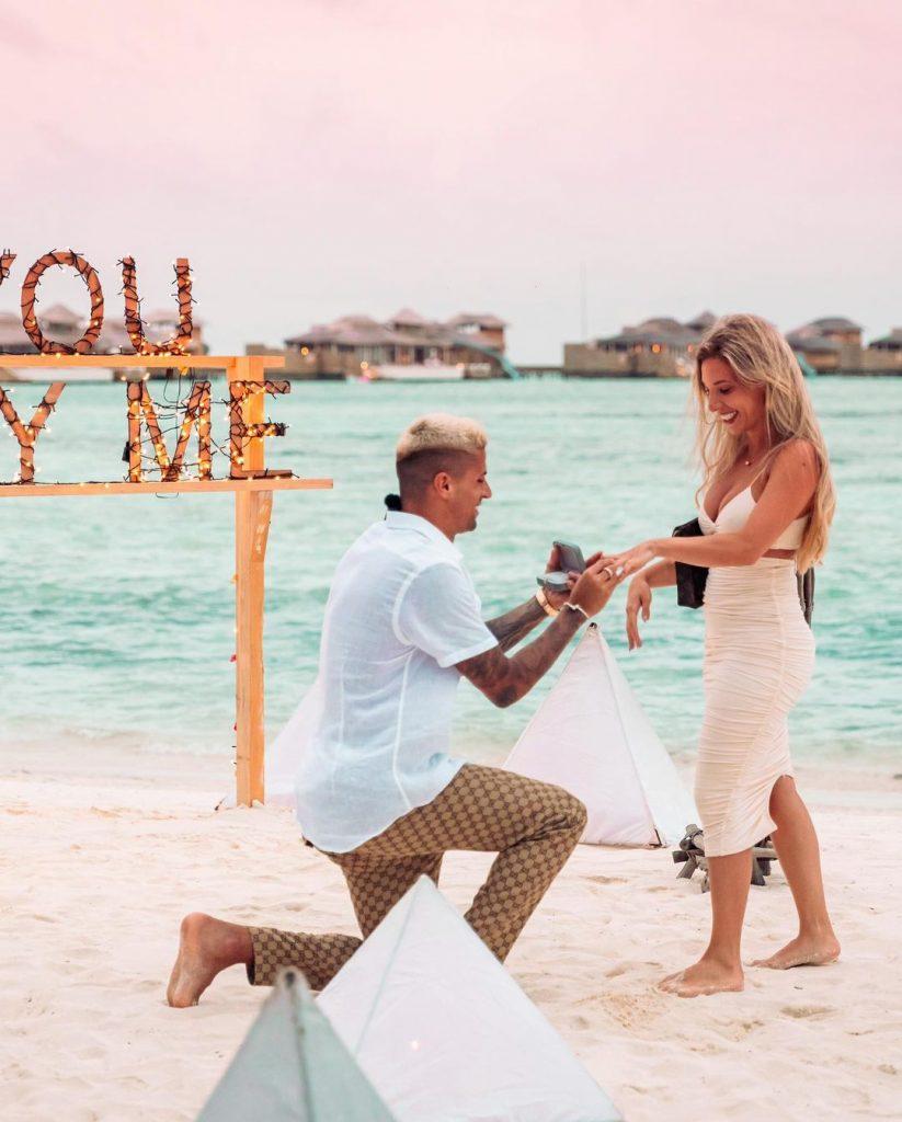 joao-cancelo-proposes-daniela-machado-soneva-jani-maldives