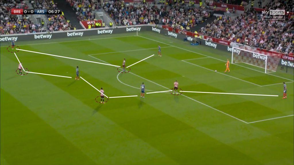 Brentford-Press-on-Goalkick