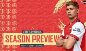 Premier-League-2021-22-Arsenal-Season-Preview