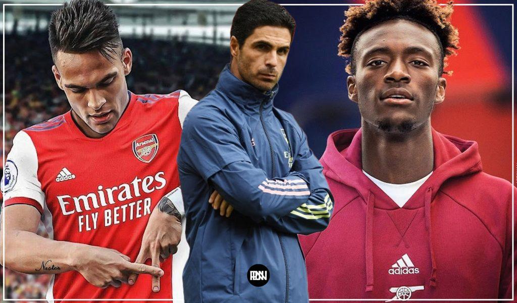Tammy-Abraham-vs-Lautaro-Martinez-Arsenal