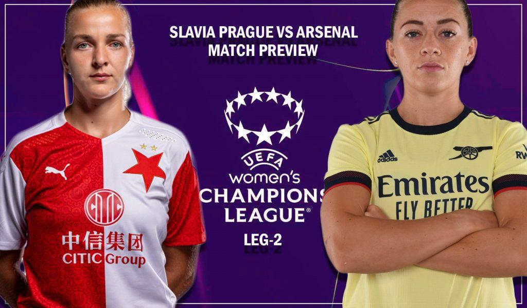 Slavia-Prague-Women-vs-Arsenal-Women-Match-Preview