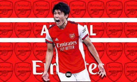 Takehiro-Tomiyasu-Arsenal
