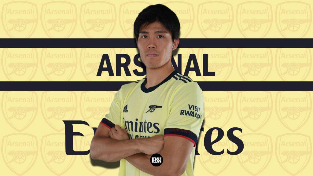 Takehiro-Tomiyasu-Arsenal-Analysis