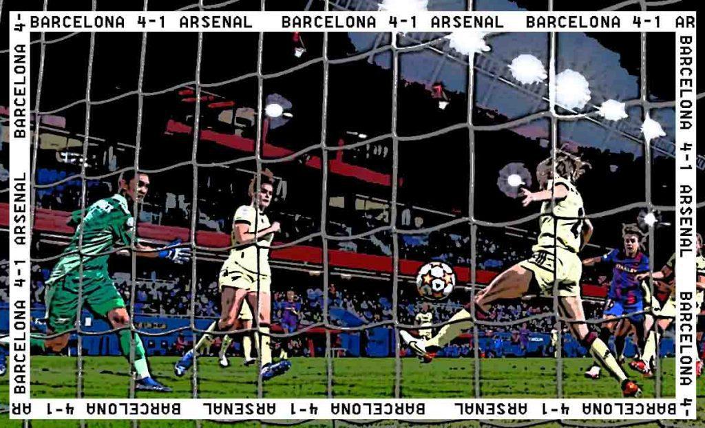 Barcelona-4-1-Arsenal-Women-UWCL