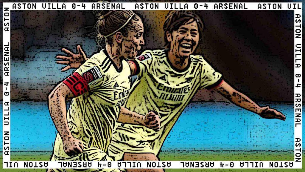 Kim-Little-Mana-Iwabuchi-Aston-Villa-Women-vs-Arsenal-Women-WSL